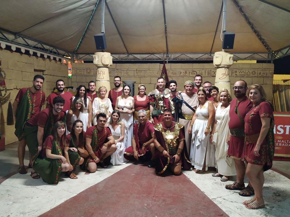 Caballeros e Isis de Carthago
