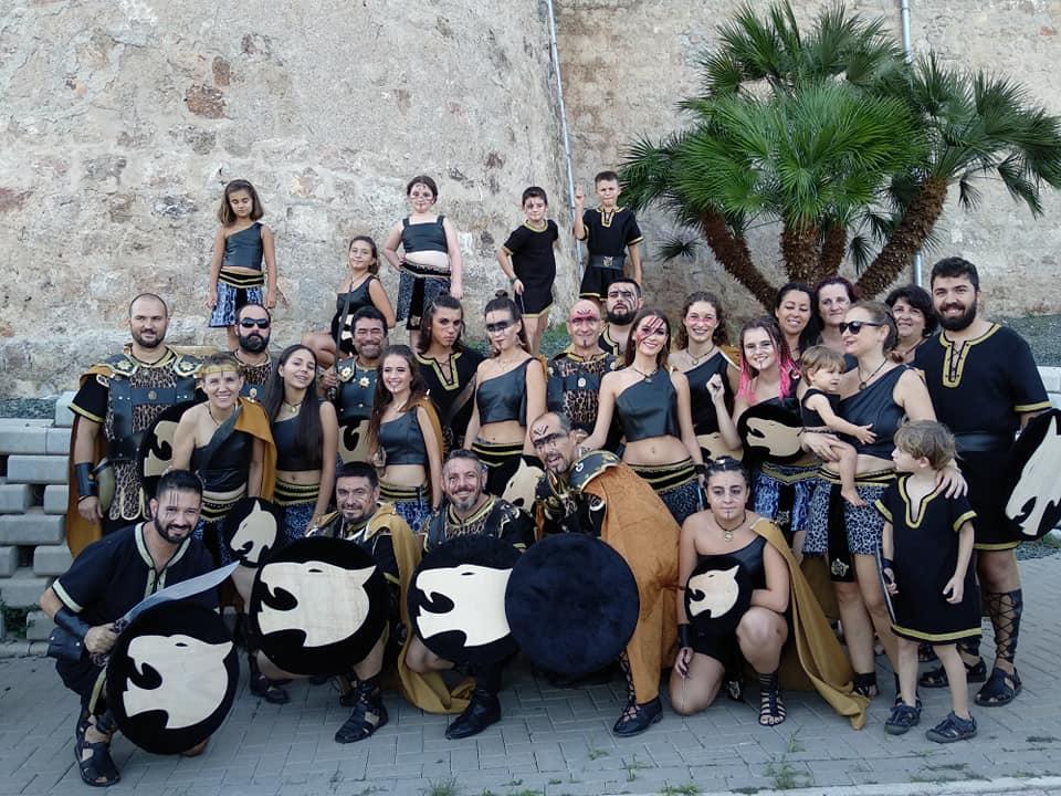 Conquistadores de Iberia y Fundadores Bárcidas