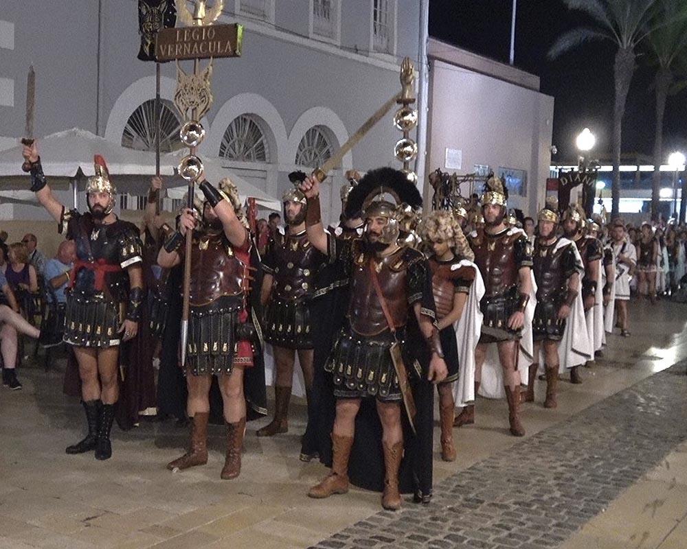 Legio Vernácula