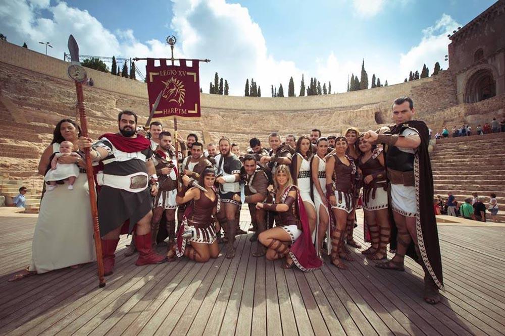 Legio XV Harpastum