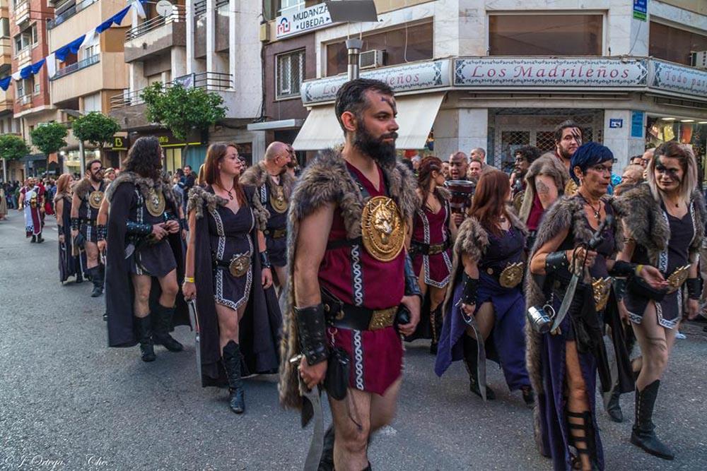 Mercenarios Íberos