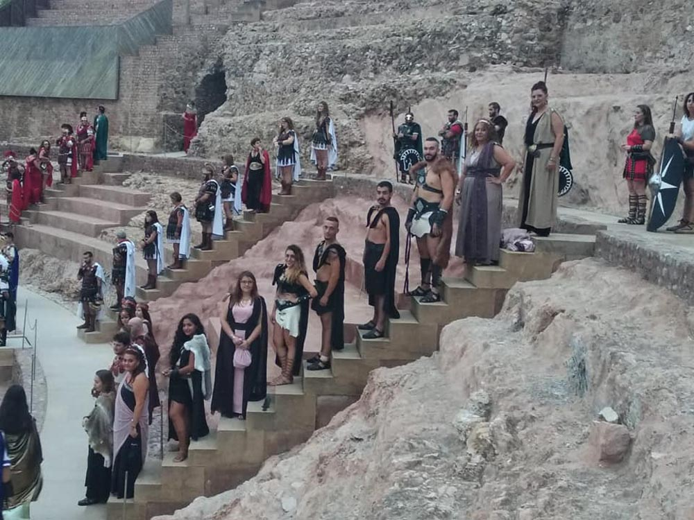 Pueblo de Carthagonova