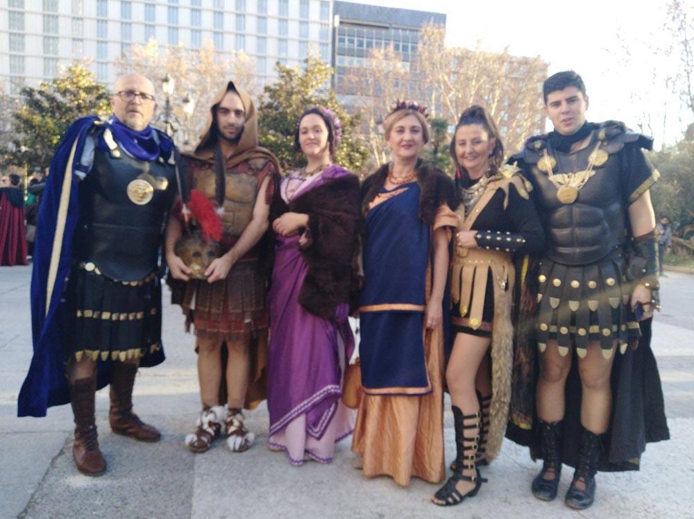 Triunviros de Cartagonova